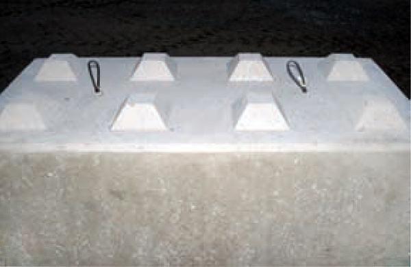 Betonblock Systemstein